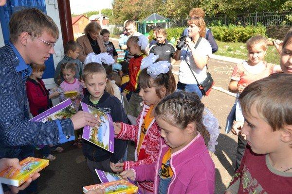 Сбор школьных принадлежностей для оказания материальной помощи воспитанникам детских домов Медиапроект s-t-o-l.com