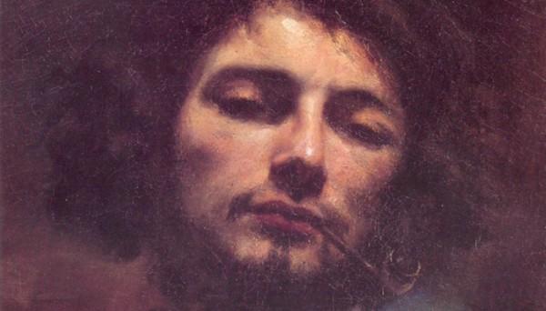 Курбе Жан Дезире Гюстав. Автопортрет с трубкой. 1846 - 1847 (фрагмент) Медиапроект s-t-o-l.com