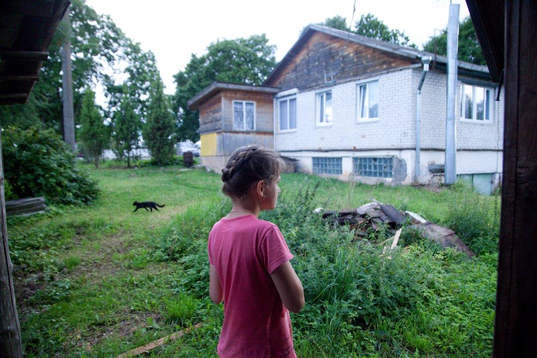 Дом построенный отцом Павлом для детей-сирот Медиапроект s-t-o-l.com