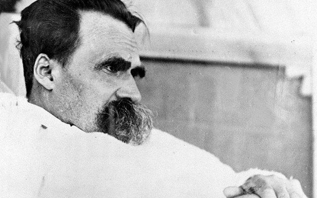 Одна из последних фотографий Ницше в клинике Медиапроект s-t-o-l.com