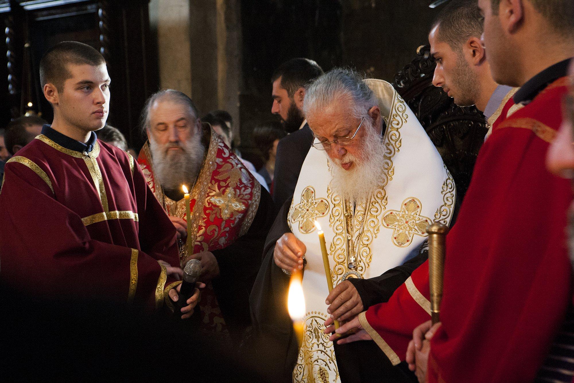 Патриарх Илья II Медиапроект s-t-o-l.com