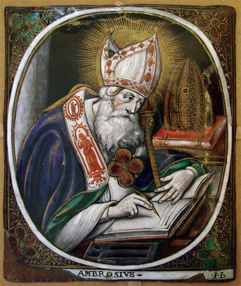 Амвросий Медиоланский , IV век Медиапроект s-t-o-l.com