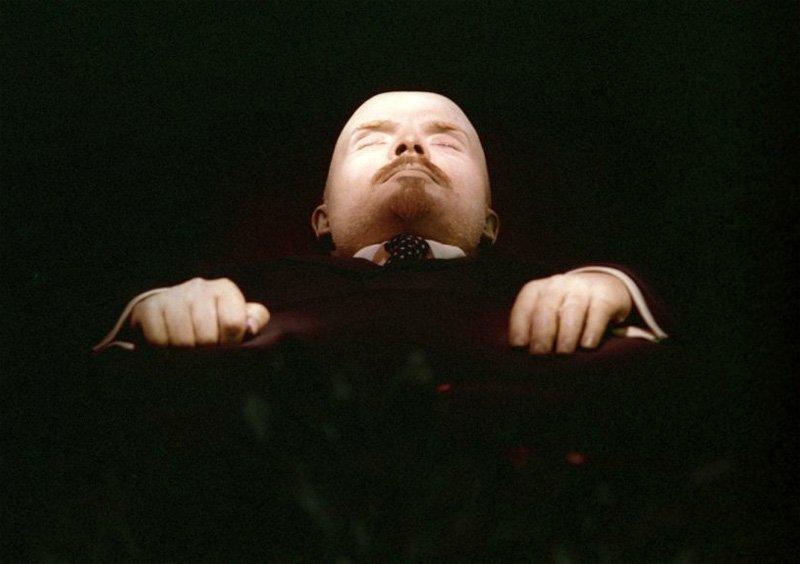 Ленин в мавзолее Медиапроект s-t-o-l.com