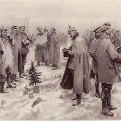 Рождество во время войны