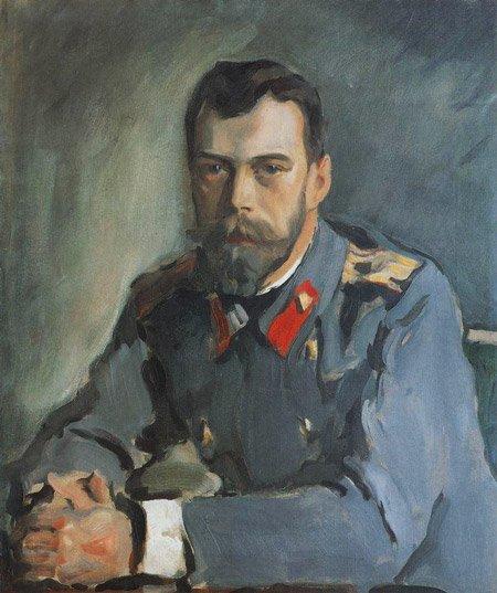 Портрет Николая II Медиапроект s-t-o-l.com
