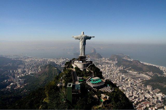 Статуя Христа в Рио Медиапроект s-t-o-l.com