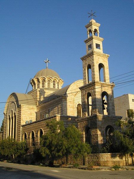 Антиохийская православная церковь в Хаме Медиапроект s-t-o-l.com