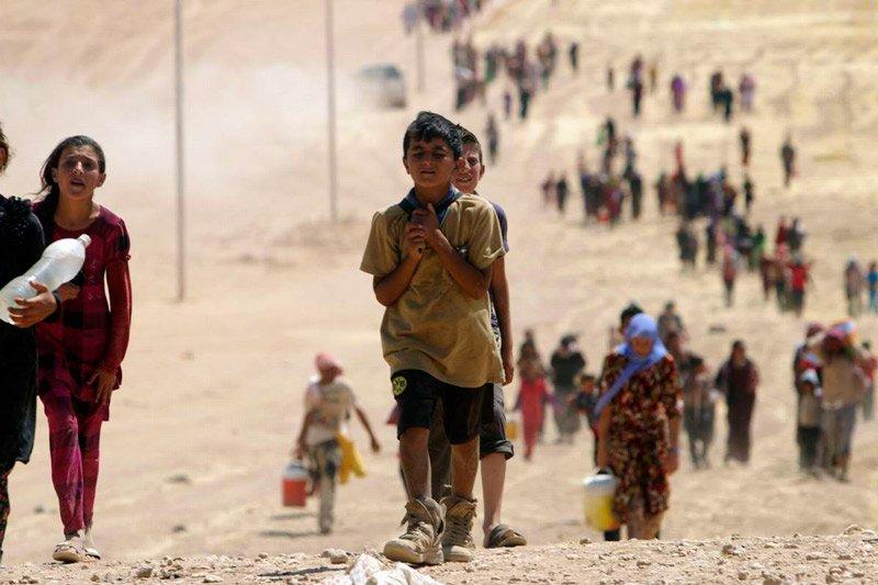 Бегство христиан из Сирии Медиапроект s-t-o-l.com
