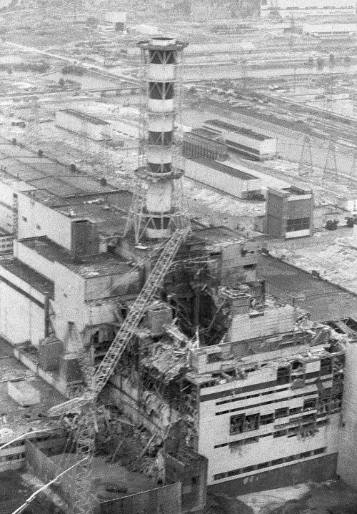 Игорь Костин. Чернобыльская АЭС, 1986 год Медиапроект s-t-o-l.com