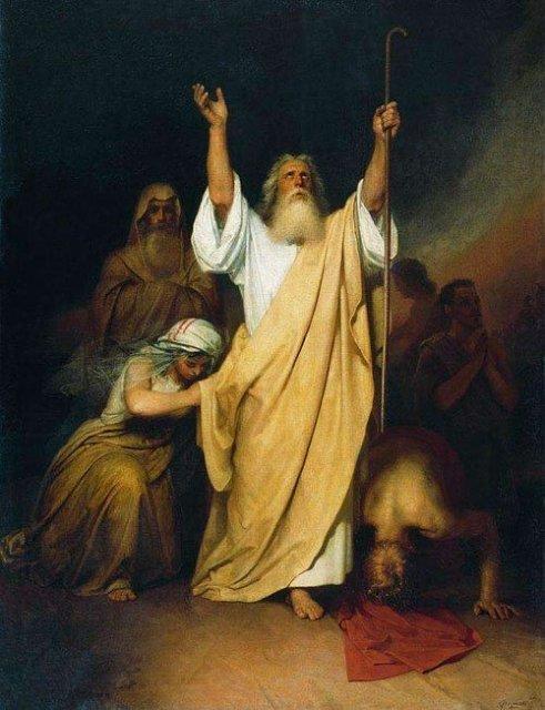 Моисей и источник Медиапроект s-t-o-l.com