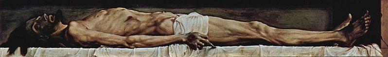 Мертвый Христос Медиапроект s-t-o-l.com