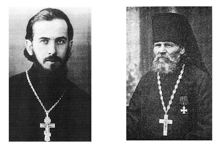 Отец Алексей Ионов (слева), Андрей Тишко_(права) Медиапроект s-t-o-l.com