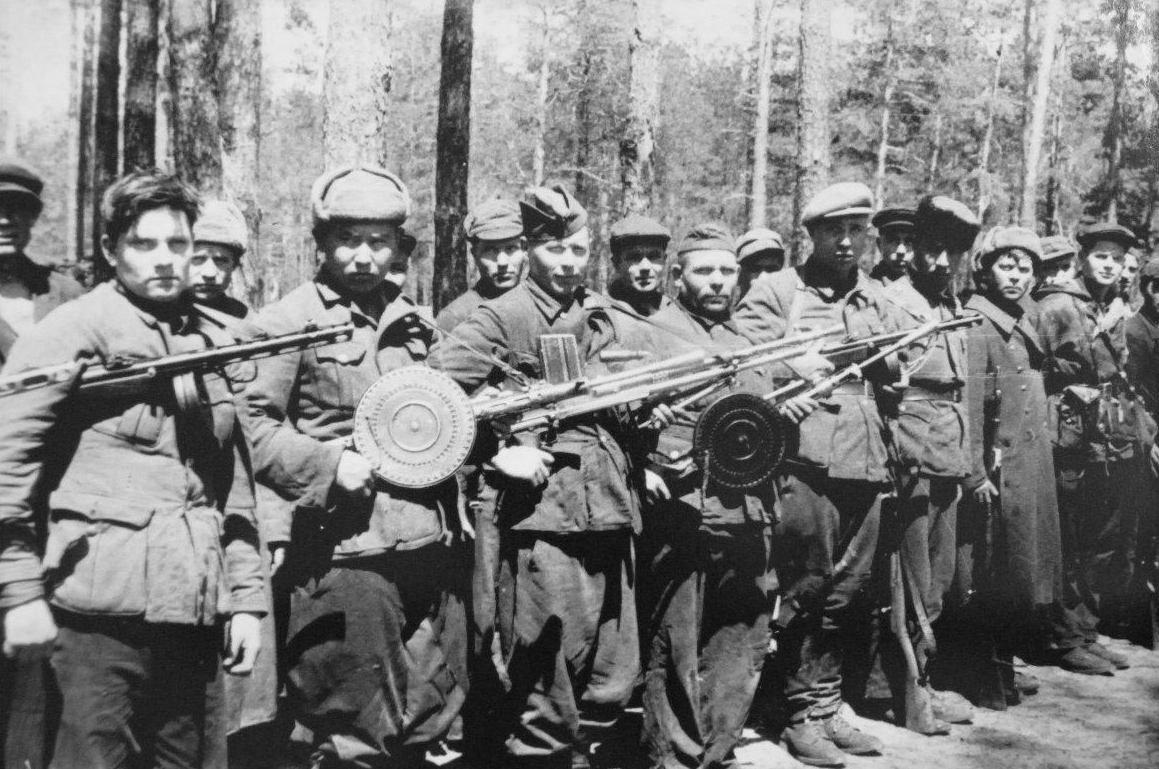 Советские партизаны Медиапроект s-t-o-l.com