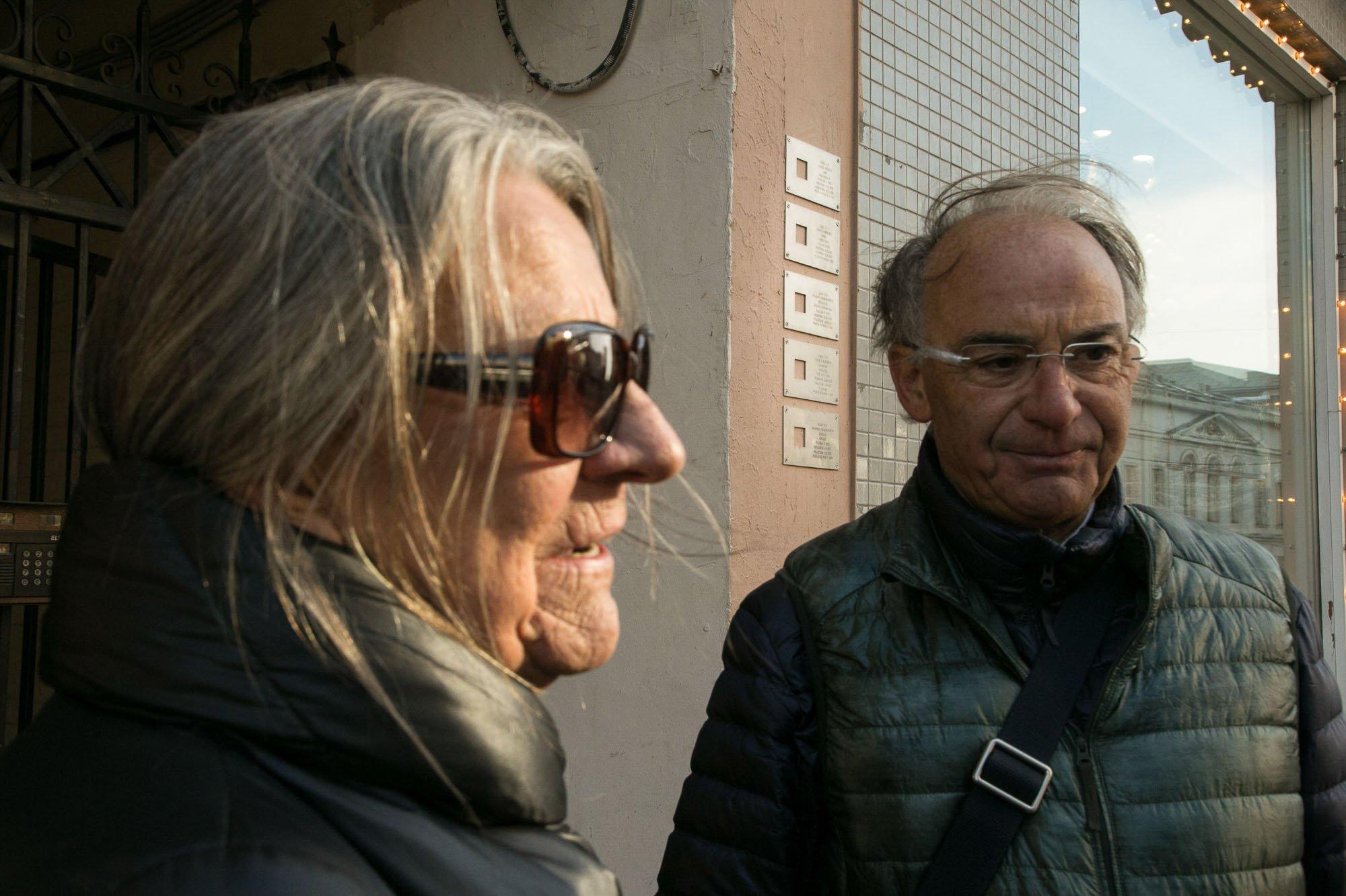 Марек и Лаура, пенсионеры из Бельгии Медиапроект s-t-o-l.com