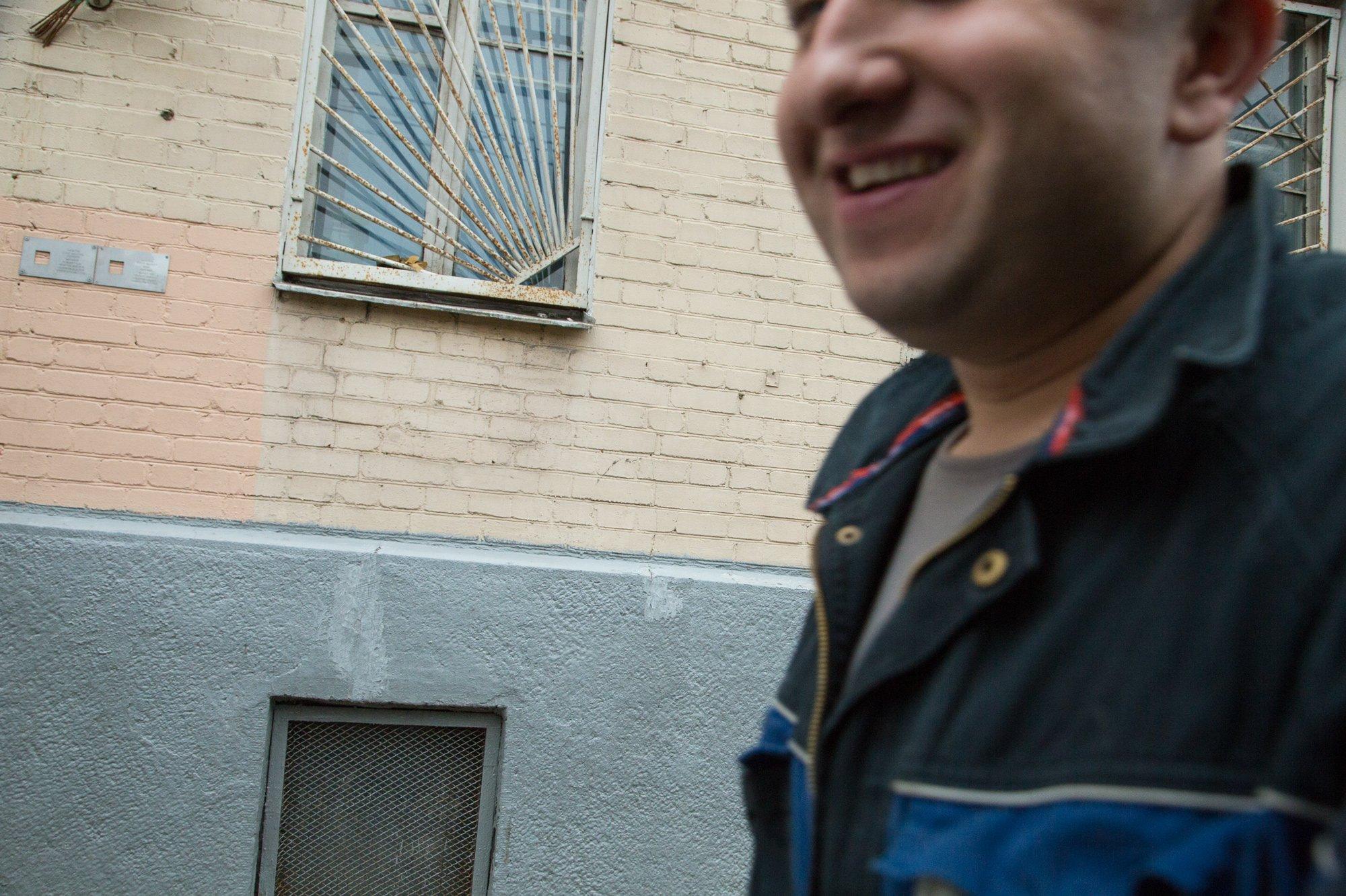 Павел, водитель Медиапроект s-t-o-l.com