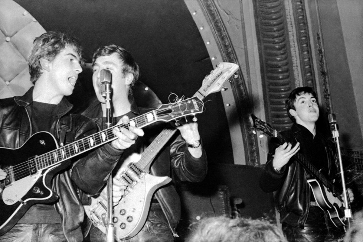 The Beatles. Фото: www.thebeatles.com Медиапроект s-t-o-l.com