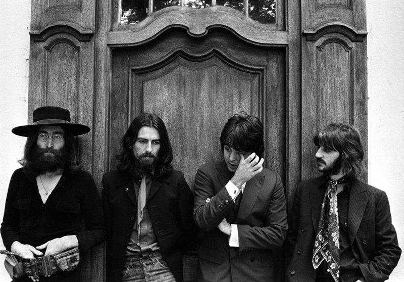 Последняя фотосессия The Beatles, 1969 год Медиапроект s-t-o-l.com