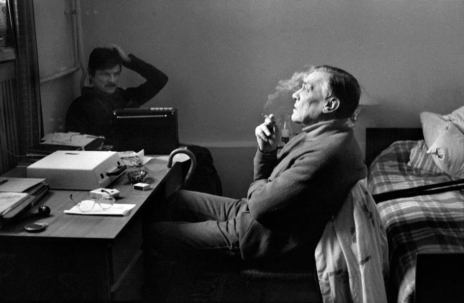 Тарковские Арсений и Андрей. Фото: kinopoisk.ru Медиапроект s-t-o-l.com