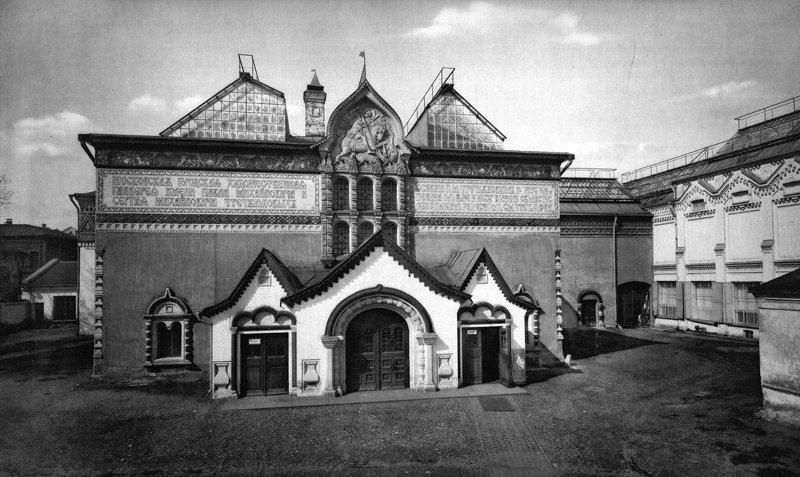 Третьяковская галлерея, 1910 год Медиапроект s-t-o-l.com