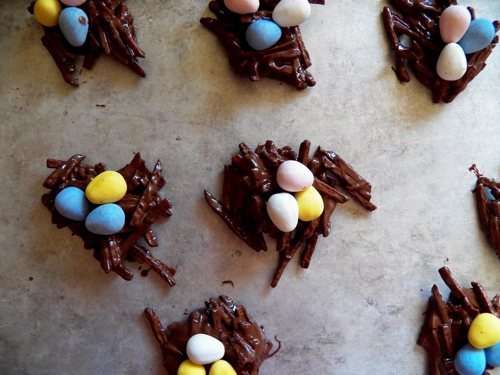 Шоколадные гнезда. Медиапроект s-t-o-l.com