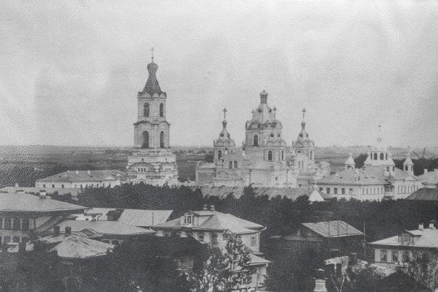 Благовещенский женский монастырь до 1932 года Медиапроект s-t-o-l.com