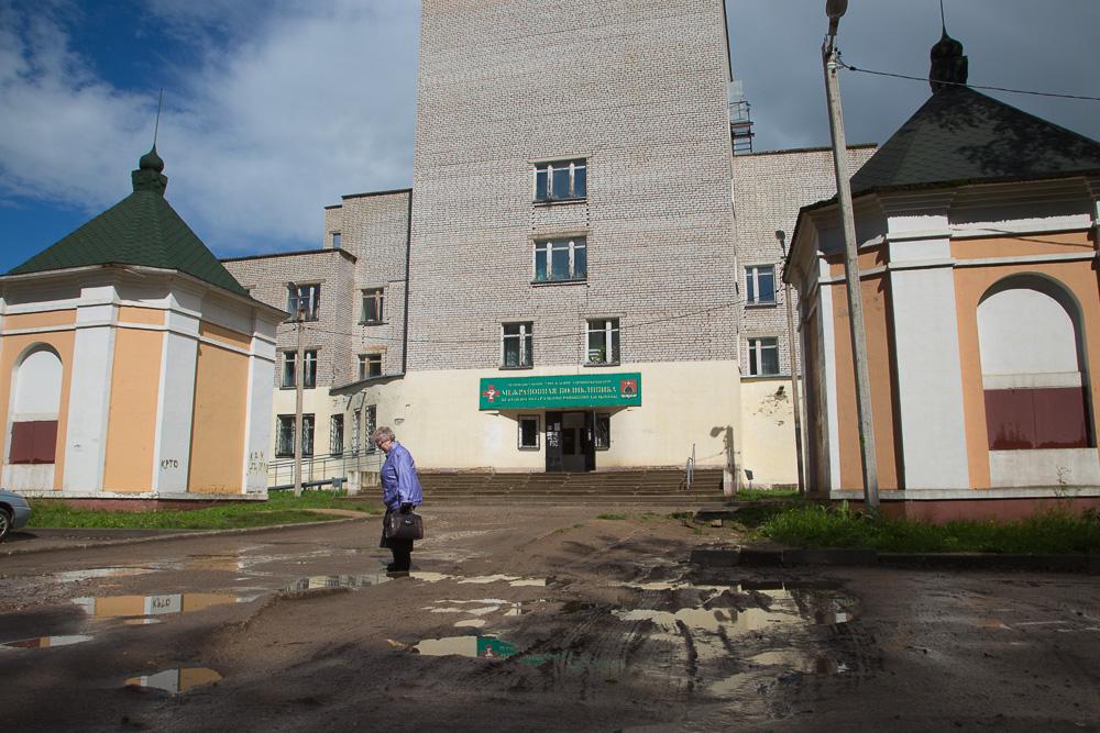 Поликлиника, построенная в стенах Благовещенского женского монастыря Медиапроект s-t-o-l.com