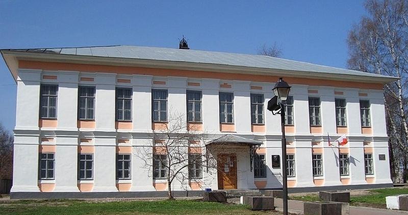 Дом, в котором родился и жил до 1924 года Варлам Шаламов Медиапроект s-t-o-l.com