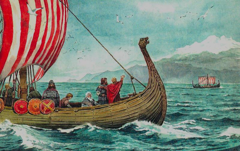 Корабли викингов Медиапроект s-t-o-l.com