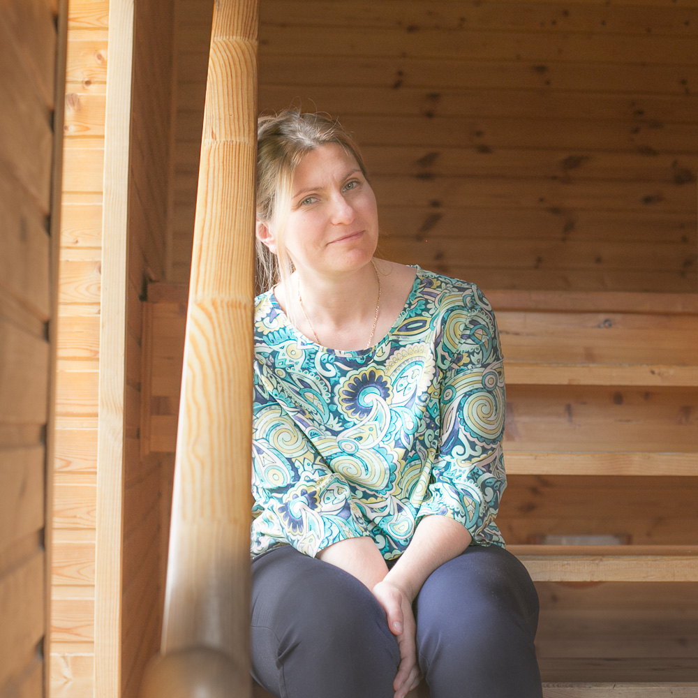 Виктория Пустовалова, Тихий дом, дом для слепоглухих Медиапроект s-t-o-l.com
