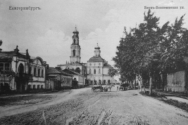 Екатеринбургская Вознесенская церковь Медиапроект s-t-o-l.com