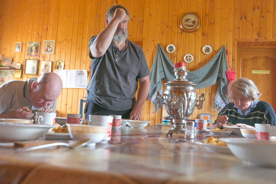 Тихий дом, дом для слепоглухих Фото: Алена Каплина Медиапроект s-t-o-l.com