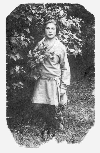 София Непомнящих. Алтайск,1931 год Медиапроект s-t-o-l.com