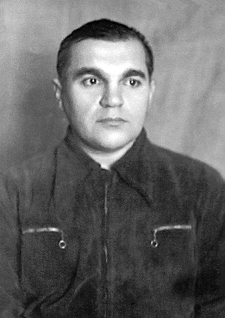 Муж Борис Федин. Печорлаг, февраль 1954 года Медиапроект s-t-o-l.com