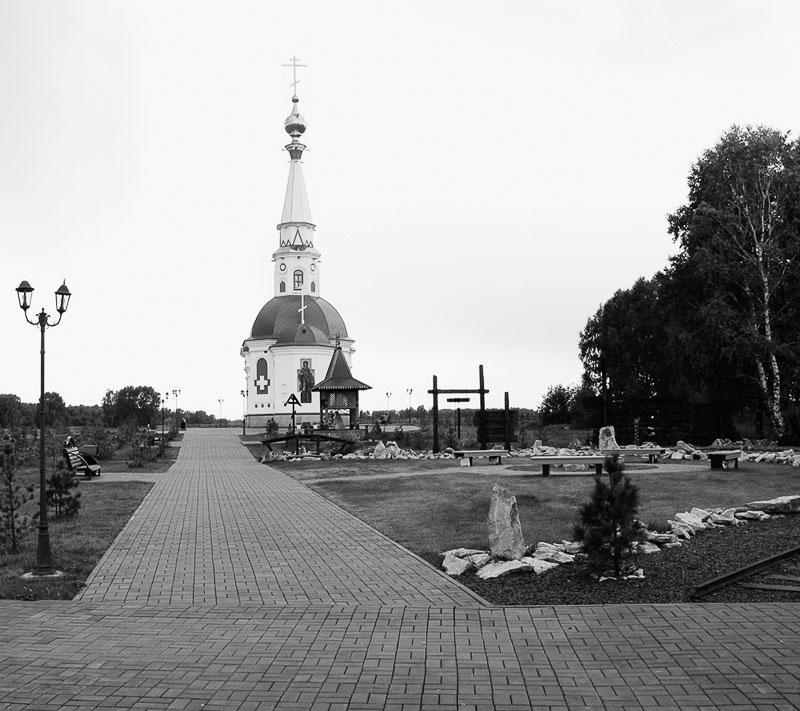 Мемориал «Жертвам Сиблага» в Мариинске Медиапроект s-t-o-l.com