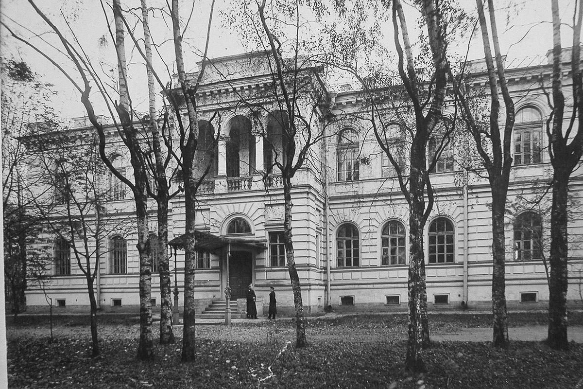 Петербургская духовная семинария Медиапроект s-t-o-l.com