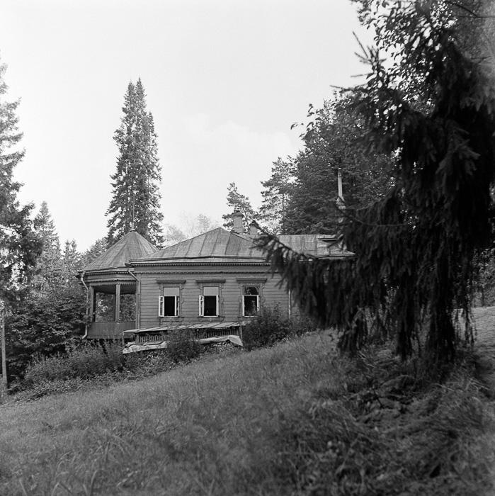 Дом Пришвина в селе Дунино Медиапроект s-t-o-l.com