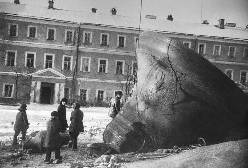 """Фотосъемка Пришвина """"Когда били колокола.."""", 1930 год Медиапроект s-t-o-l.com"""
