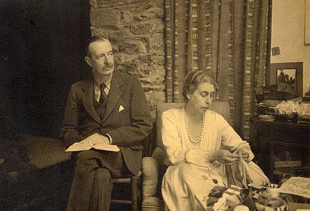 Великий князь Кирилл Романов и его жена Виктория Мелита Медиапроект s-t-o-l.com