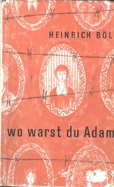 """обложка книги """"Где ты, Адам?"""" Медиапроект s-t-o-l.com"""