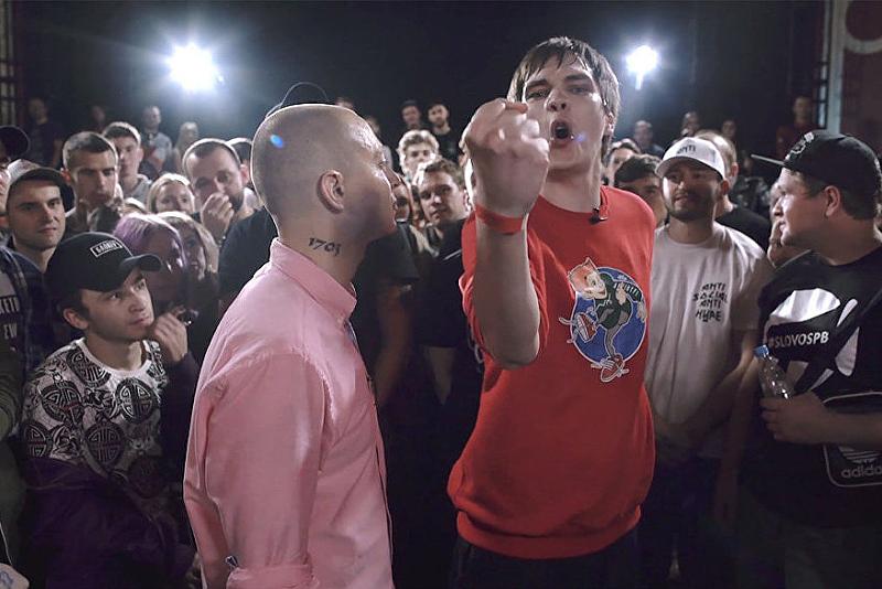 Рэп-баттл Oxxxymiron и Гнойного Медиапроект s-t-o-l.com