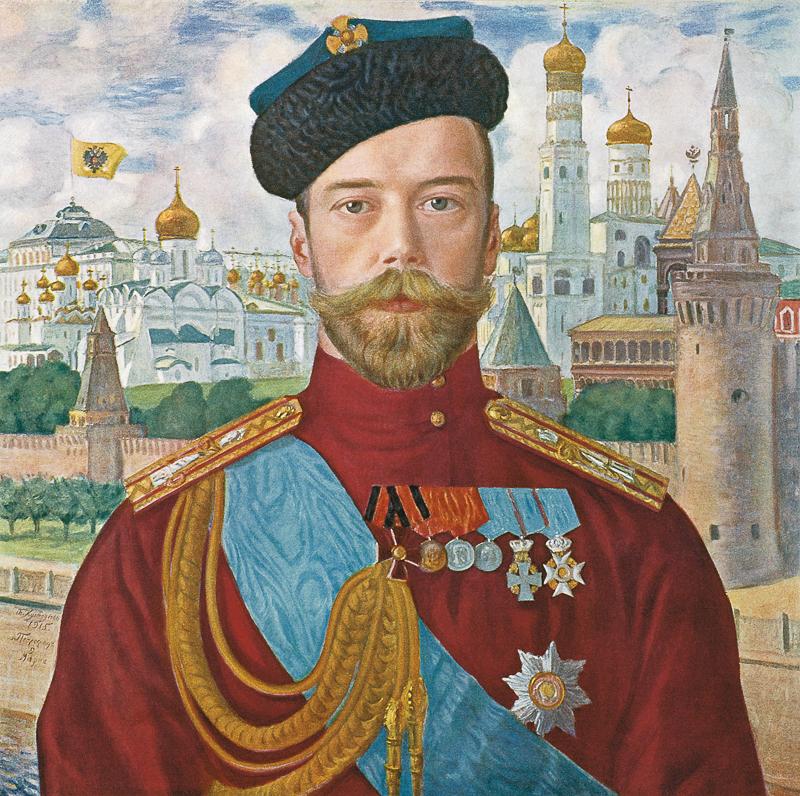 Кустодиев.Царь Медиапроект s-t-o-l.com