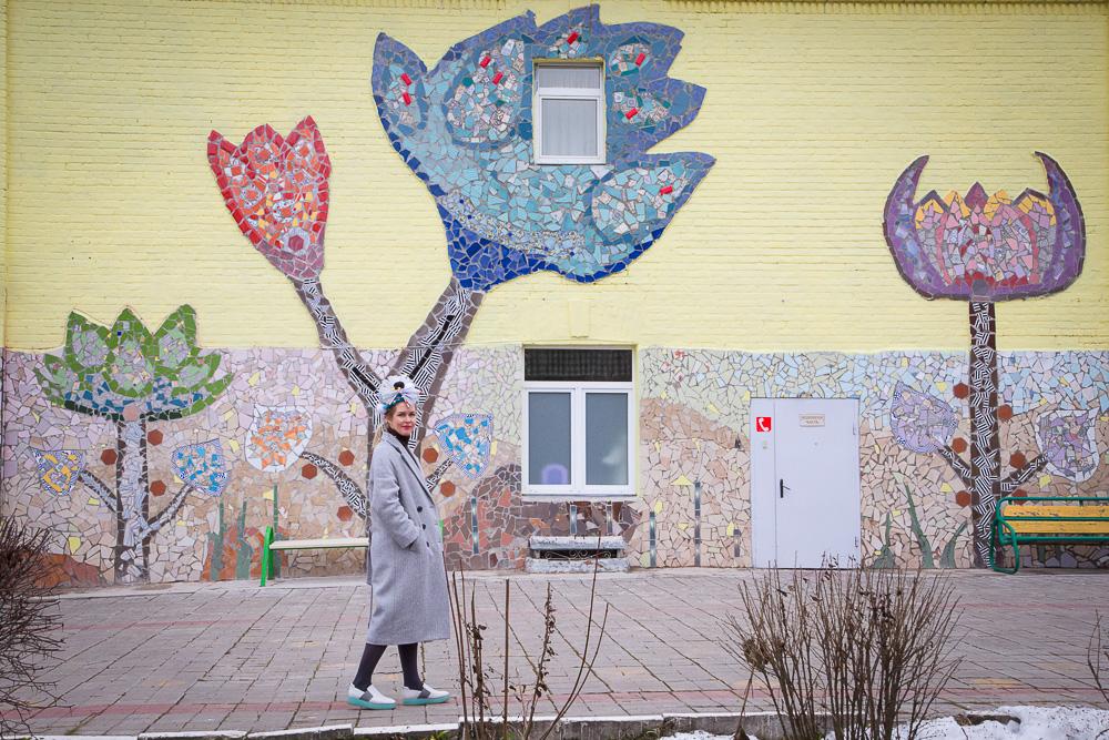 Мозаика фасада Медиапроект s-t-o-l.com