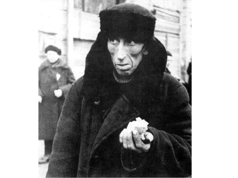 Житель блокадного Ленинграда Медиапроект s-t-o-l.com