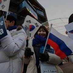 «Олимпийские атлеты из России»