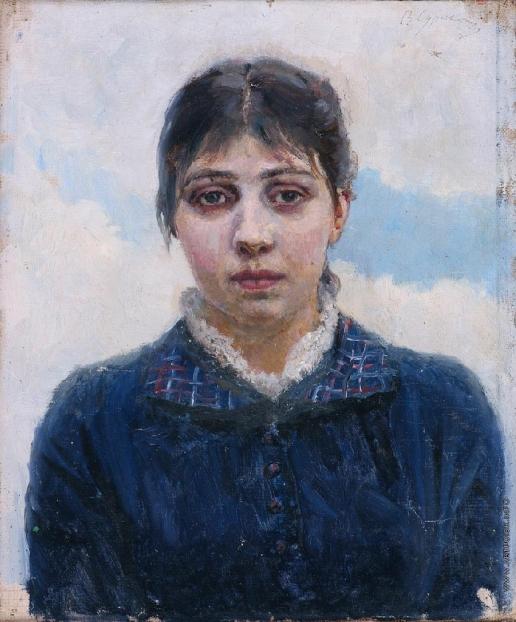 Портрет Е.А. Суриковой, жены художника Медиапроект s-t-o-l.com