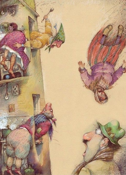 детская литература, абсурдизм Медиапроект s-t-o-l.com