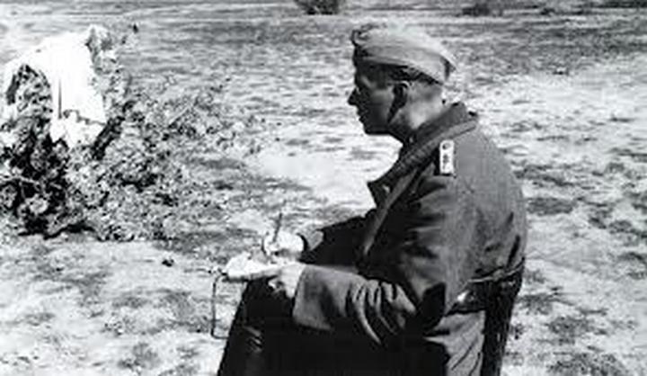 Сталинградская Мадонна, Немецкий солдат Курт Ройбер Медиапроект s-t-o-l.com