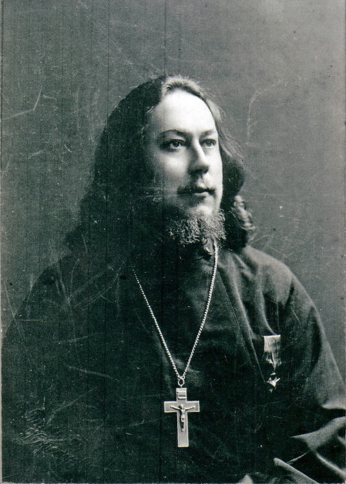 священник Иоанн Кочуров. Медиапроект s-t-o-l.com