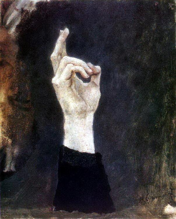 Рука боярыни Морозовой. Медиапроект s-t-o-l.com