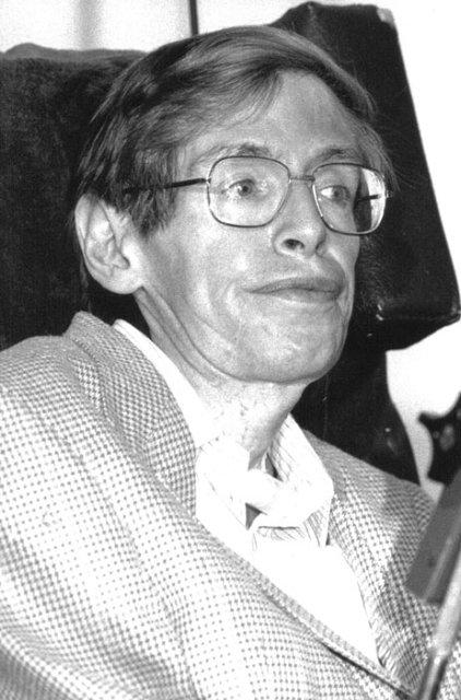 Стивен Хокинг, 1992 год Медиапроект s-t-o-l.com